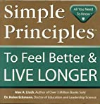 Simple Principles to Feel Better & Live…