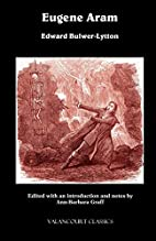 Eugene Aram by Edward Bulwer Lytton