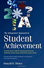 The Integrated Approach to Student…