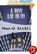 A Man Lay Dead (Felony & Mayhem Mysteries)