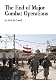 McDonell, Nick: The End of Major Combat Operations