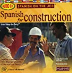 Spanish for Construction (Spanish on the…
