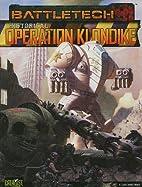 Historical: Operation Klondike by Chris…