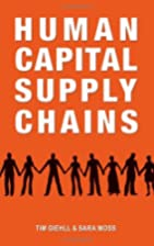 Human Capital Supply Chains by Tim Giehll