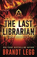 The Last Librarian: An AOI Thriller (The…
