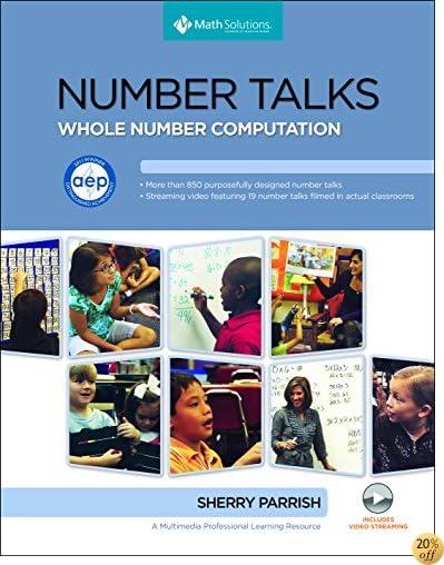TNumber Talks: Whole Number Computation, Grades K-5