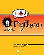 Hello! Python by Anthony S. Briggs