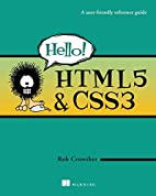 Hello! HTML5 & CSS3: A user-friendly…