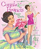 Connie Francis Paper Dolls by David Wolfe