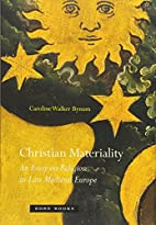 Christian Materiality: An Essay on Religion…