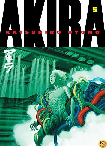 TAkira, Vol. 5 (Japanese Edition)