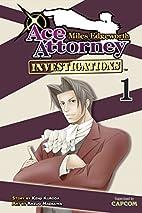 Miles Edgeworth: Ace Attorney Investigations…