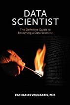 Data Scientist: The Definitive Guide to…