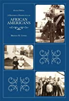 A Historical Perspective of African…