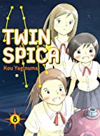 Twin Spica, Volume: 08 by Kou Yaginuma