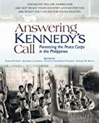 Answering Kennedy's Call: Pioneering…