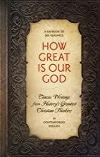 How Great Is Our God by LLC Mark Gilroy…