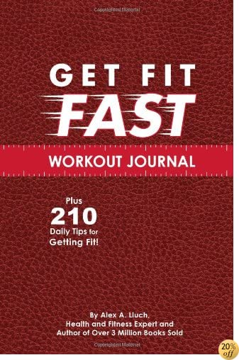 Get Fit Fast Workout Journal