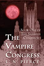 The Vampire Congress by Lee N Pierce
