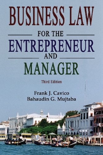 business-law-for-the-entrepreneur-and-manager-3rd-edition