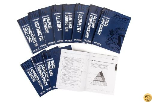 TVeritas Prep Complete GMAT Course Set - 12 Books