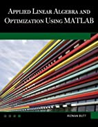 Applied Linear Algebra And Optimization…