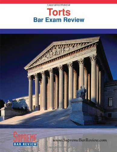 torts-bar-exam-review