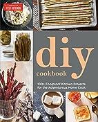The America's Test Kitchen DIY Cookbook…