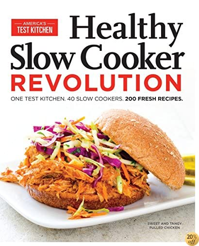 TThe Healthy Slow Cooker Revolution