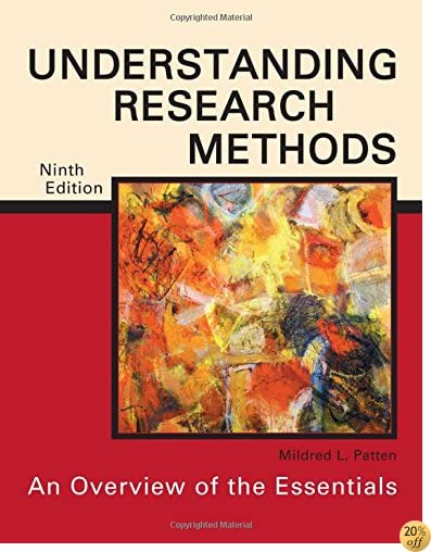 TUnderstanding Research Methods: An Overview of the Essentials