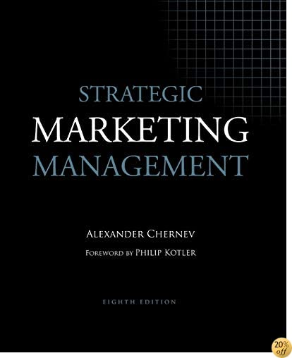 TStrategic Marketing Management, 8th Edition