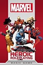 Marvel Heroic Roleplaying Basic Game by Cam…