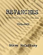 Revanches by Steve McCaffery