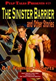 Fleming-Roberts, G. T.: The Sinister Barrier and Other Stories