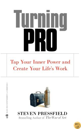 TTurning Pro: Tap Your Inner Power and Create Your Life's Work