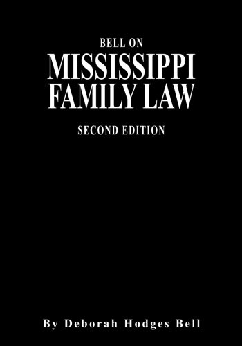 bell-on-mississippi-family-law-second-edition