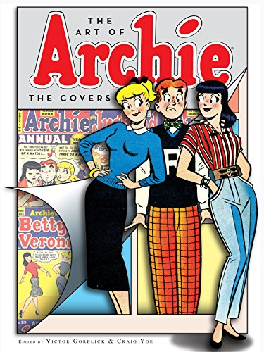 the-art-of-archie-the-covers