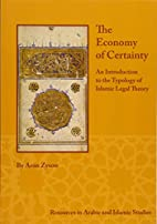 The economy of certainty : an introduction…