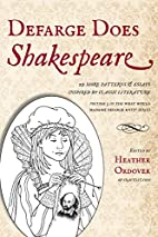 Defarge does Shakespeare : even more…