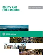 2013 CFA Program Curriculum Level 1 Volume…