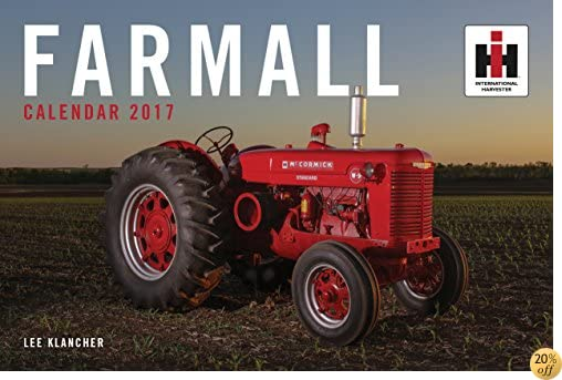 TFarmall Tractor Calendar 2017