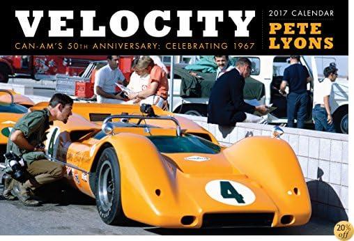 TVelocity 2017 Calendar