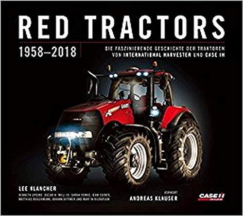 red-tractors-1958-2018-german-german-edition