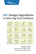 101 Design Ingredients to Solve Big Tech…