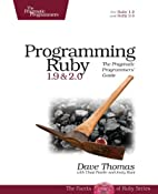 Programming Ruby 1.9 & 2.0: The Pragmatic…
