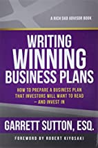 Writing Winning Business Plans: How to…