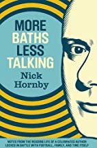More Baths Less Talking: Notes from the…