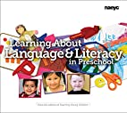 Learning About Language & Literacy in…