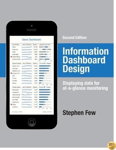 TInformation Dashboard Design: Displaying Data for At-a-Glance Monitoring