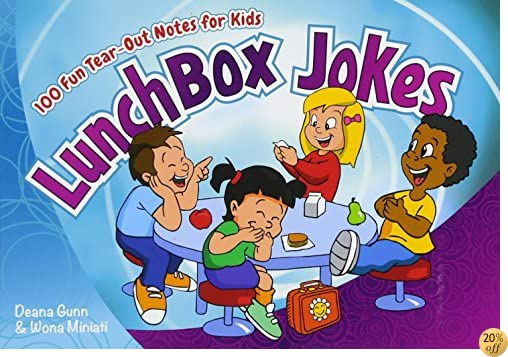 TLunchbox Jokes: 100 Fun Tear-Out Notes for Kids